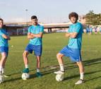 Un trío de goleadores para soñar en el Cirbonero