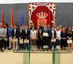 Entregados los premios de la XVI Liga de Debate Universitario de la UPNA