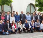 Ingenieros de la UPNA participan en una jornada con expertos de  Siemens Gamesa