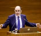 Ayerdi dice que el debate del TAV está en que tenga