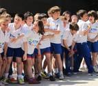 Alumnos navarros se suman este viernes a la Carrera contra el Hambre
