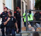 Los Mossos desarrollan una operación contra el tráfico de cocaína en Tarragona
