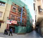 Tudela registra un incremento en la rehabilitación de viviendas