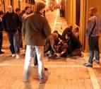 Los delitos de lesiones y riñas tumultuarias aumentan un 30% en Navarra