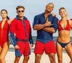 Zac Efron y Dwayne Johnson, la nueva generación de los 'Vigilantes de la playa'