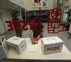 El PSOE elige líder con su herida en carne viva