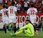 Osasuna, el tercer equipo más goleado de la historia de la Liga