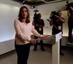 Susana Díaz critica el informe de los detectives para ver si la víctima es