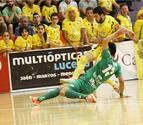 Magna Gurpea vuelve a vencer al Jaén y estará en semifinales