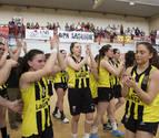 Lagunak Lakita se queda a un paso del ascenso a Liga Femenina 2
