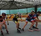 Navarra lideró el medallero en el Campeonato de España de pista junior y senior