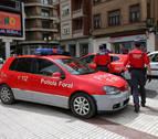 Tres detenidos por delitos de lesiones en Cintruénigo, Ablitas y Sangüesa