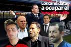 ¿Con qué entrenador te quedas de entre los seis candidatos?