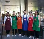 Estudiantes de la UPNA, segundos en un concurso de alimentos ecoinnovadores