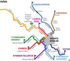 Zizur impulsa nueve rutas para que 800 escolares vayan a pie al colegio