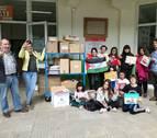Remontival envía su ayuda a los refugiados saharauis