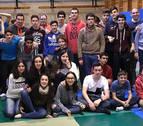 Recreos 'multideportivos' en Jesuitas Tudela