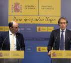 Fomento se compromete a que el enlace con la 'Y vasca' y Zaragoza esté para 2023