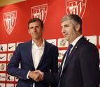 Urrutia anuncia que Ziganda no continuará como entrenador del Athletic