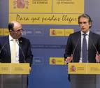 El ministro de Fomento desvela todas las incógnitas sobre el TAV en Navarra