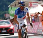 Landa ya tiene su merecida etapa y Quintana es la nueva 'maglia rosa'