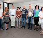 Javier Enériz visita el Centro de Atención a Personas sin Hogar de Pamplona