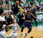 LeBron supera a Michael Jordan como máximo anotador de los Playoffs
