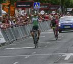 Pelegri (Caja Rural), primer líder al ganar la primera etapa en Estella