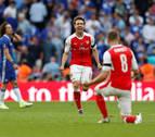 El Arsenal de Monreal gana al Chelsea de Azpilicueta en la final de la FA Cup