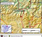 Navarra registra este sábado un terremoto de 3 grados con epicentro en Donamaria