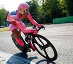 Dumoulin gana el Giro tras superar a Quintana en la crono final