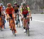 """Julen Amézqueta, tras terminar el Giro: """"El año pasado fue más duro"""""""