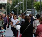 La actividad comercial en Navarra crece en agosto un 1,5%, igual que el empleo