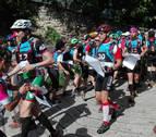 Medio centenar de equipos compitieron en Eguíllor