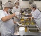 Una cocina de notable alto para el hospital García Orcoyen