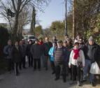 Restringido el uso del Camino de Caparroso a vecinos y hortelanos