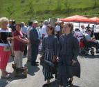 Dantxarinea prepara la fiesta sin frontera del lunes por Pentecostés