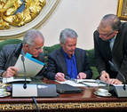 Villanueva pidió  al alcalde que reprendiera a Berro