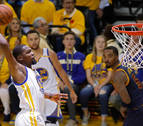 Durant y Curry se reivindican ante James e Irving
