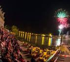Tudela destina a los fuegos artificiales 36.300 euros, 3.310 más que en 2016
