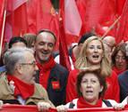 La oposición exige a Barkos respeto