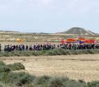 Colectivos, partidos y sindicatos apoyan la marcha contra el Polígono de Tiro