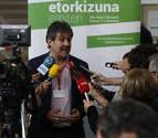 Pello Urizar, reelegido secretario general de EA