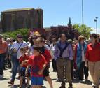 La ermita de Legarda recibió a 2.000 romeros