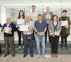 Seis empresas reciben el diploma de Alimentos Artesanos de Navarra
