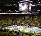 Los Warriors baten a los Cavaliers y colocan el 2-0 a su favor en la serie