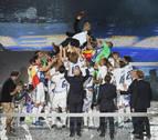 Zinedine Zidane forja un Madrid de leyenda