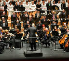 La Orquesta Sinfónica de Navarra lleva su música esta semana a Villava y Alsasua