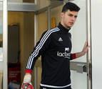 Osasuna logra un acuerdo con Juan Pérez para que sea profesional