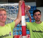 Mikel Aguirrezabalaga y Henrik Nordlander, veteranía y frescura, ante la Copa del Rey